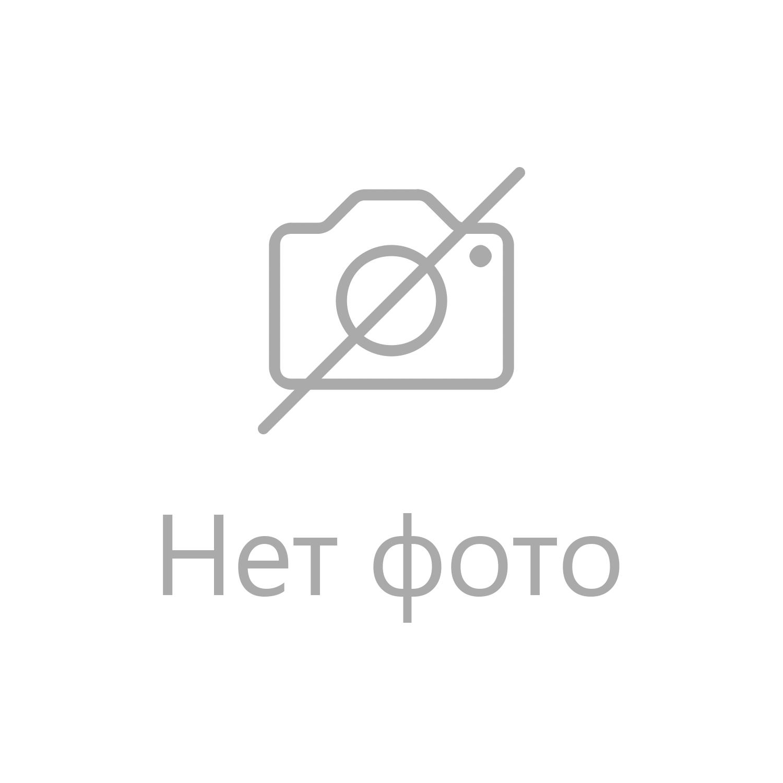 Табурет РС01-Т011В, черный каркас, кожзам черный
