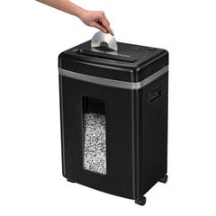 Уничтожитель (шредер) FELLOWES 450M, на 3-5 человек, 5 уровень секретности, 2х12 мм, 9 листов