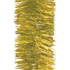 Мишура 1 штука, диаметр 100 мм, длина 2 м, золото