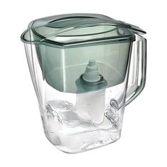 """Кувшин-фильтр для очистки воды """"Барьер-Гранд"""", 4 л, со сменной кассетой, малахит"""