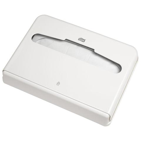 Диспенсер для покрытий на унитаз TORK (Система V1), белый, 344080