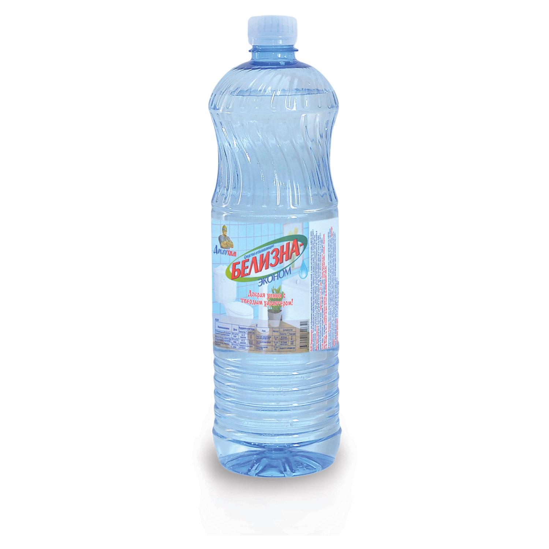 """Средство для отбеливания, дезинфекции и уборки 1 л, """"Белизна"""" (хлора 15-30%), жидкость"""