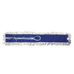 Насадка МОП плоская 90 см для цельной швабры-рамки, завязки, для швабр 601506/603603, ЛАЙМА, 601509