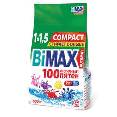 """Стиральный порошок-автомат 6 кг, BIMAX (Бимакс) """"100 пятен"""""""
