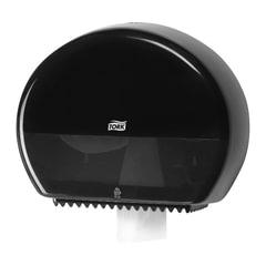 Диспенсер для туалетной бумаги TORK (Система T2) Elevation, mini, черный, 555008