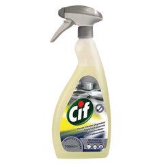 """Чистящее средство 750 мл, CIF (Сиф) """"Professional"""", очиститель и обезжириватель, распылитель"""