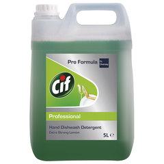 """Средство для мытья посуды 5 л, CIF (Сиф) """"Professional"""", концентрат"""