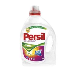 """Стиральный порошок жидкий, автомат, 2,19 л, PERSIL (Персил) """"Color Gel"""", концентрат"""