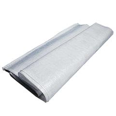 Мешки полипропиленовые до 50 кг, комплект 100 шт., 105х55 см, широкого спектра применения, без вкладыша, белые