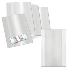 Пакеты для безвакуумной упаковки купюр, комплект 1000 шт., 200х300 мм, 1 слой, 80 мкм
