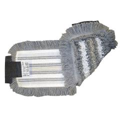 """Насадка МОП VILEDA """"УльтраСпидТрио+"""", микроволокно, полиэстер, размер 40х13 см (держатель 602113)"""