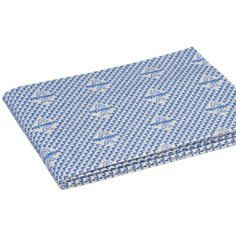 Тряпка для мытья пола VILEDA, комплект 5 шт., долговечная (хлопок, вискоза, полиэстер), 59х50 см