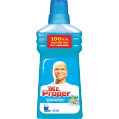"""Средство для мытья пола и стен MR.PROPER (Мистер Пропер), 500 мл, """"Океан"""""""