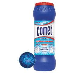 """Чистящее средство дезинфицирующее 475 г COMET (Комет) """"Океан"""", порошок"""