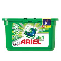 Средство для стирки в капсулах 12 шт. по 27 г ARIEL (Ариэль) Color