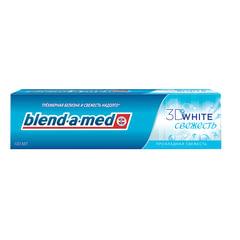 """Зубная паста, 100 мл, BLEND-A-MED (Бленд-а-Мед) 3D White """"Прохладная Свежесть"""""""