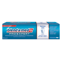 "Зубная паста, 100 мл, BLEND-A-MED (Бленд-а-Мед) Pro-Expert ""Тонизирующая Мята"""
