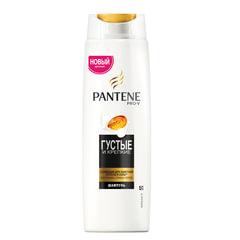 """Шампунь 400 мл, PANTENE (Пантин) """"Густые и крепкие"""", для тонких и ослабленных волос"""