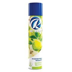 """Освежитель воздуха аэрозольный 300 мл, RIO ROYAL (Рио Роял), """"Зелёное яблоко"""""""