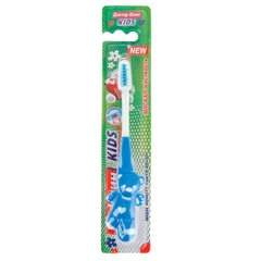 """Зубная щетка детская DR.CLEAN """"Kids"""" (Доктор Клин, Кидс), для 2-4 лет, мягкая"""