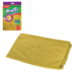 "Тряпка для мытья пола PACLAN ""Practi"", микрофибра, 50х60 см"