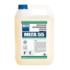 Средство для кухни 5 л, МЕГА 55 PROF, нейтральное, обезжиривающее