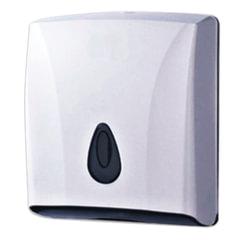 Диспенсер для полотенец KSITEX, ZZ (V), белый (полотенца 124556, 124557, 126094, 126095), ТН-8228А