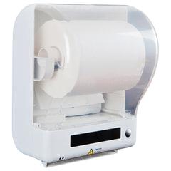 Диспенсер для полотенец в рулонах KSITEX, сенсорный, от сети 220 В, белый, Z-1011
