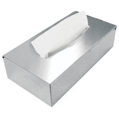 Диспенсер для косметических салфеток KSITEX, настольный, нержавеющая сталь, зеркальный, РВ-28S