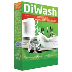 Средство для мытья посуды в посудомоечных машинах 600 г, DIWASH (Дивош), порошок