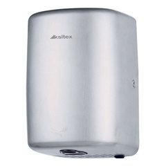 Сушилка для рук KSITEX UV-1150 AC, 1150 Вт, время сушки 15 секунд, ультрафиолет, металл, матовая