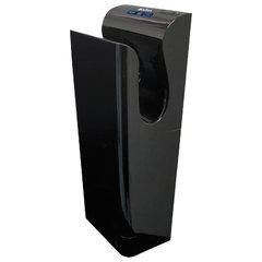 Сушилка для рук KSITEX UV-9999B, 2050 Вт, время сушки 10 секунд, погружного типа, пластик, черная