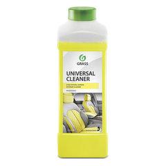 Средство для очистки салона 1 л GRASS UNIVERSAL CLEANER, для ткани, пластика, щелочное