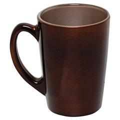 """Кружка для чая и кофе, объем 320 мл, коричневая, """"Flashy Colors"""", LUMINARC"""