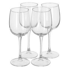 """Набор бокалов для вина, 4 штуки, объем 420 мл, стекло, """"Allegress"""", LUMINARC"""