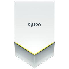 Сушилка для рук DYSON HU02, 1000 Вт, время сушки 12 секунд, поликарбонат, белая