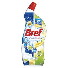 """Средство для уборки туалета 700 мл BREF (Бреф) TOTAL """"Чистота и блеск"""", гель"""