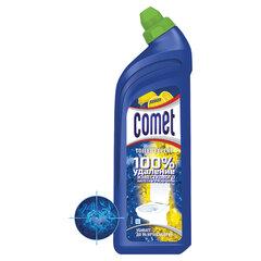 """Средство для уборки туалета дезинфицирующее 700 мл COMET """"Лимон"""", гель"""