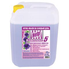 Мыло-крем антибактериальное 5 л HELP
