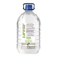 Гель для рук антисептический спиртосодержащий (65%) 5 л ЭЛЕН, крышка
