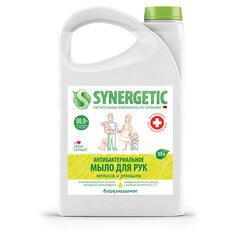 """Мыло жидкое антибактериальное 3,5 л SYNERGETIC """"Мелисса и ромашка"""""""