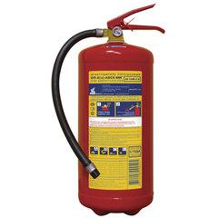 Огнетушитель порошковый ОП-8, АВСЕ (твердые, жидкие, газообразные вещества, элементы установки), МИГ