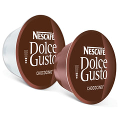 Капсулы для кофемашин NESCAFE Dolce Gusto Chococino, капсулы какао 8 шт. х 16 г, молочная капсула 8 шт. х 17,8 г