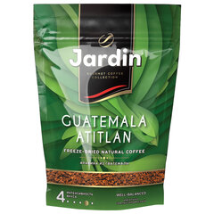 """Кофе растворимый JARDIN """"Guatemala Atitlan"""" (""""Гватемала Атитлан""""), сублимированный, 150 г, мягкая упаковка"""