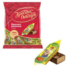 "Конфеты шоколадные КРАСНЫЙ ОКТЯБРЬ ""Красная шапочка"", 250 г, пакет"