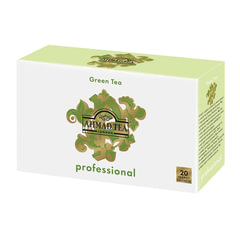 """Чай AHMAD (Ахмад) """"Green Tea"""" Professional, зеленый, 20 пакетиков для чайника по 5 г"""