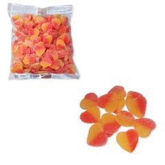 """Мармелад жевательный ЯШКИНО """"Сердечки"""" со вкусом манго, пакет, 1 кг"""