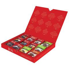 Чай TESS (Тесс), НАБОР 60 пакетиков (12 видов по 5 шт), 103 г, картонная коробка
