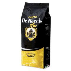 """Кофе в зернах DE ROCCIS """"Extra Elite"""" (Де Роччис """"Экстра Элит""""), натуральный, 1000 г, вакуумная упаковка"""
