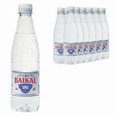 """Вода негазированная питьевая """"БАЙКАЛ"""", 0,5 л, пластиковая бутылка"""